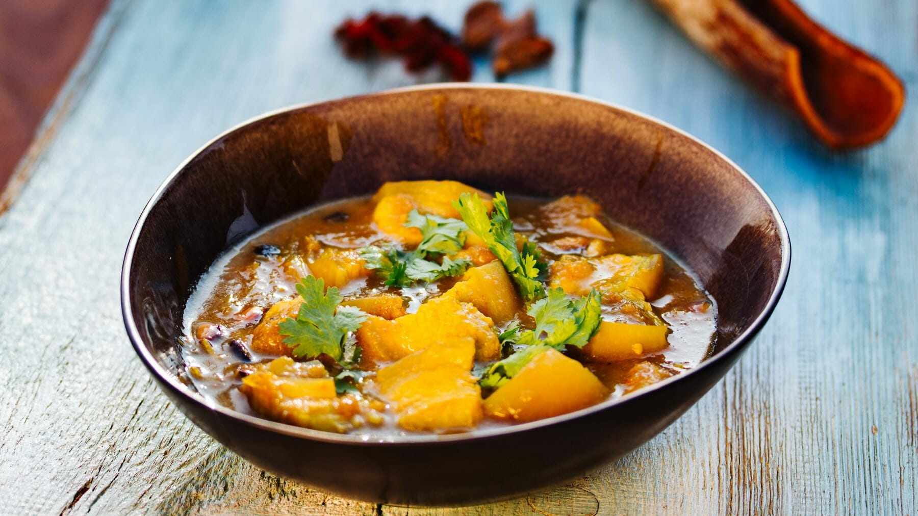 Curry Chiang Mai Style . Gaeng Hang Lay