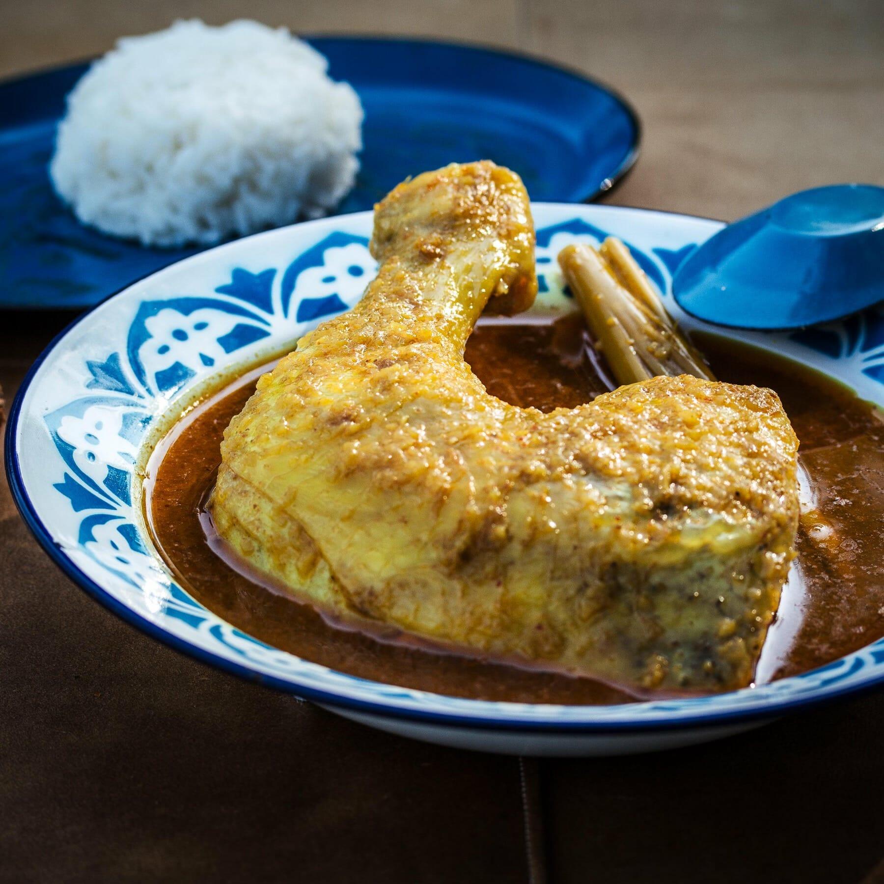 Burmesisches Hähnchen Curry -  Kyet Thar Hsi Pyan