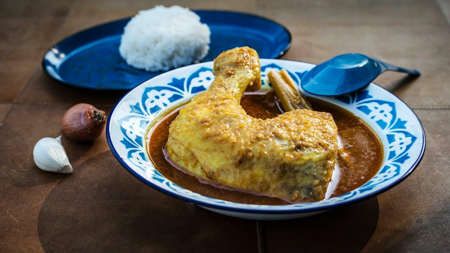 Burmesisches Hähnchen Curry –  Kyet Thar Hsi Pyan