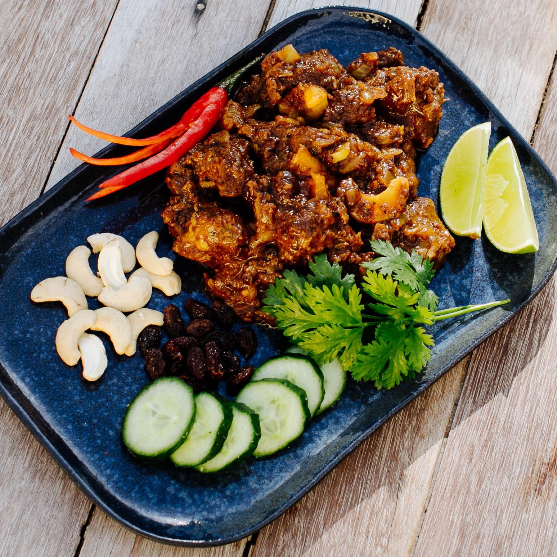 Lamm Curry aus Malaysia