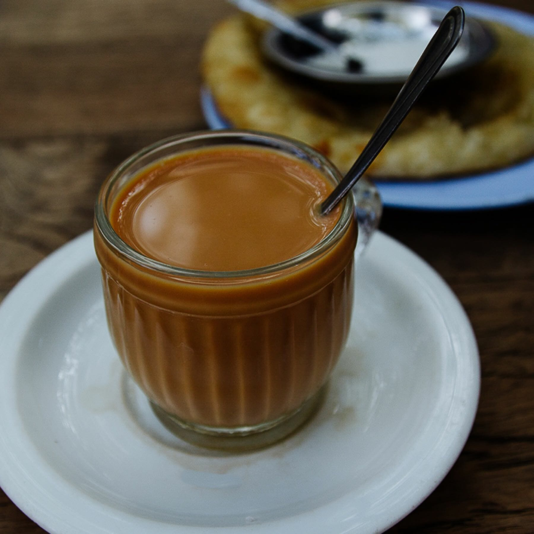 Burmesischer Milch-Tee - La Pey Yay