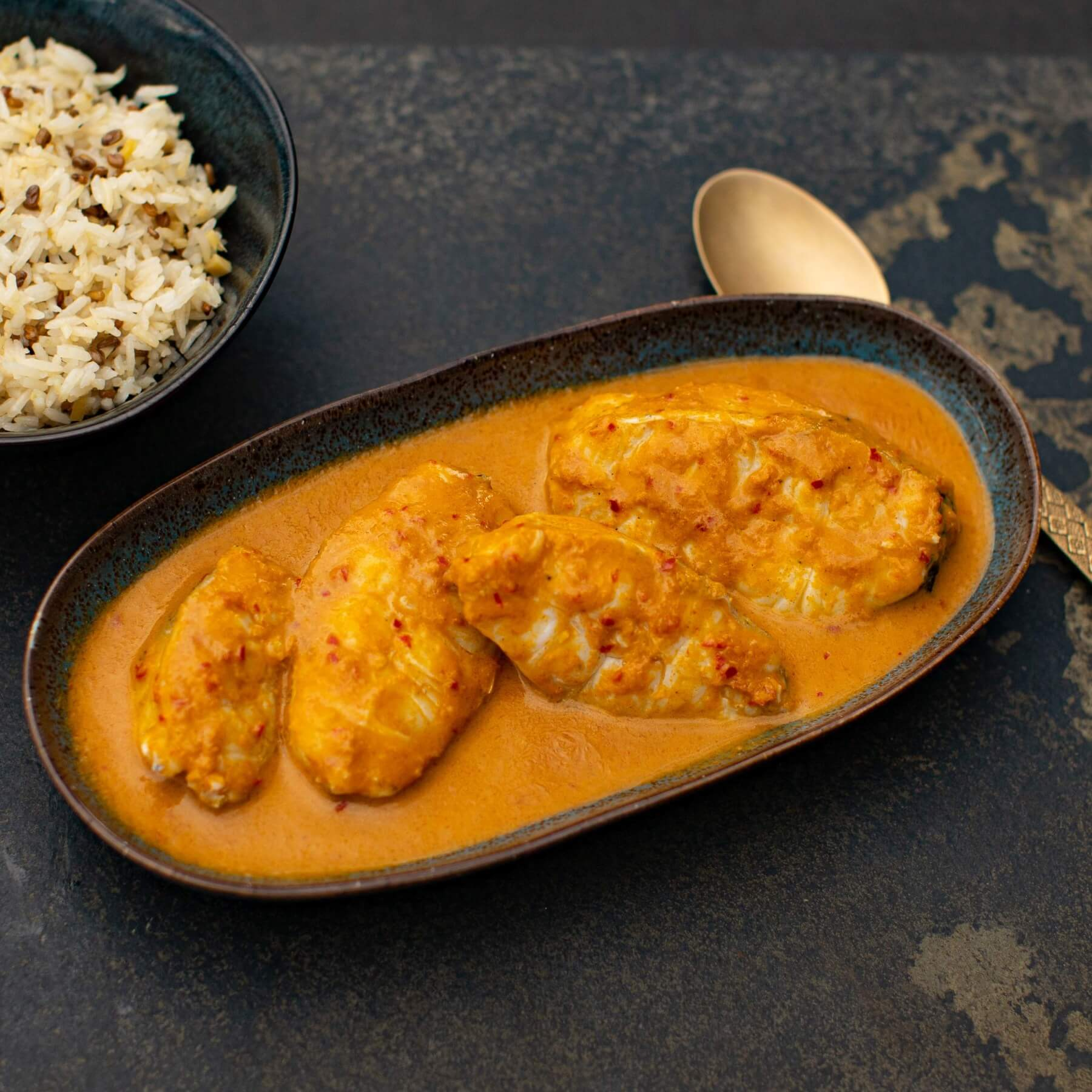Thunfisch Curry aus Malaysia