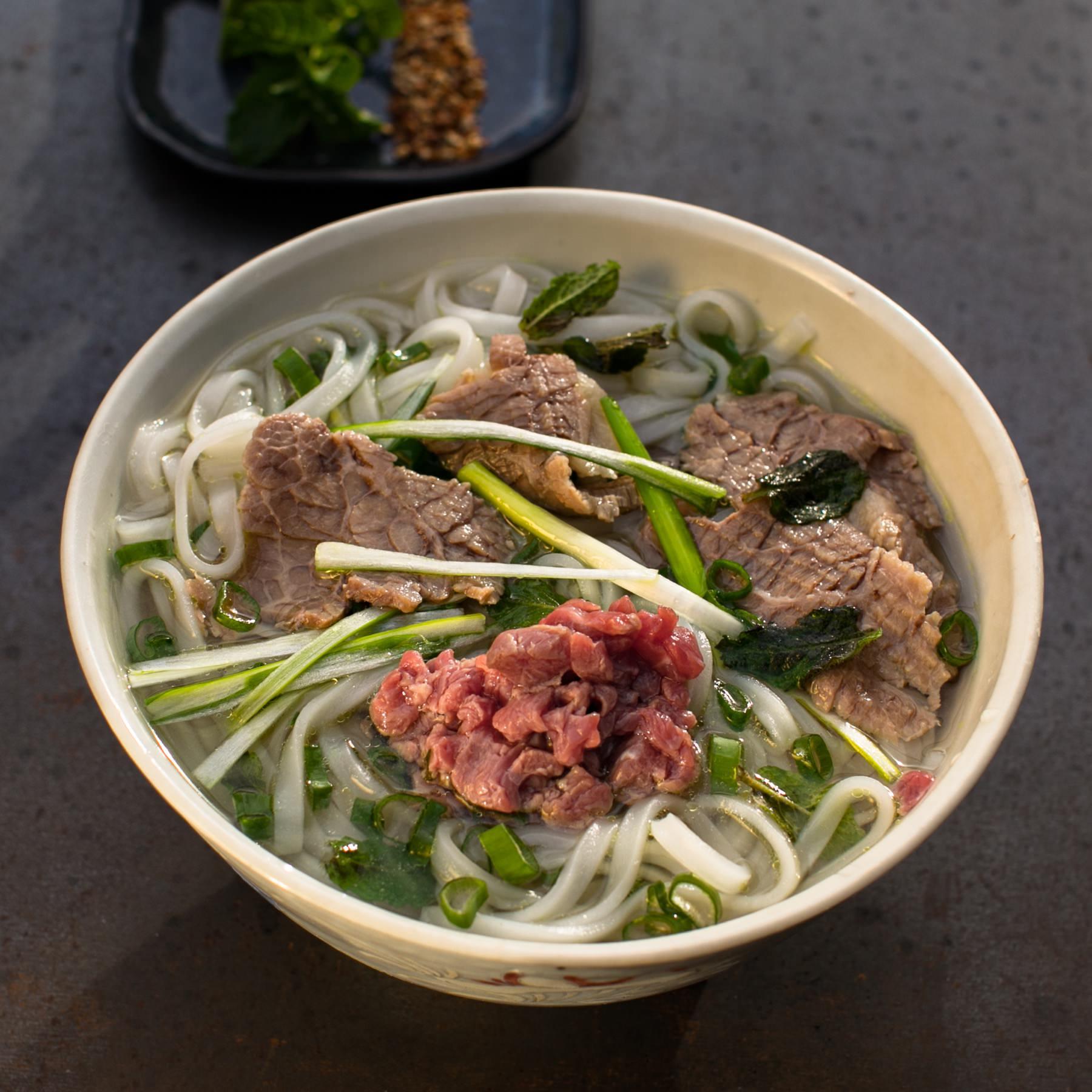 Pho Bo: schnelles, einfaches und leckeres Rezept