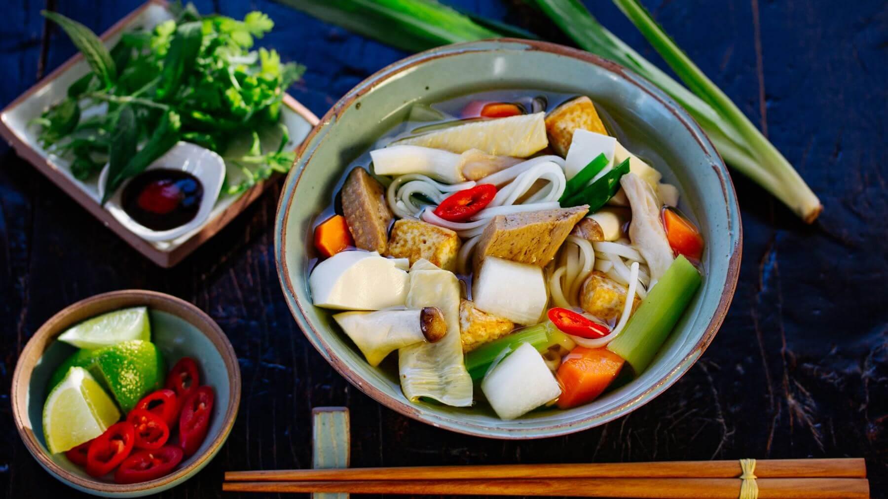 Vegane Pho Chay
